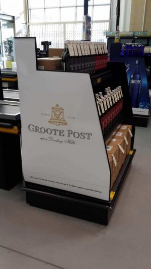 Point of Sale at Makro Milnerton