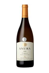 Anura Viognier Barrel Selection 2014