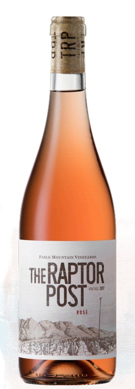 Fable Mountain Vineyards The Raptor Post Rosé 2017