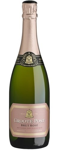 Groote Post Brut Rosé MCC NV