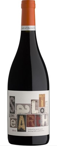 Groote Post Salt Of The Earth Shiraz Cinsaut 2015