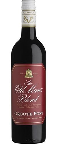 Groote Post The Old Mans Blend Red 2018