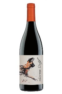 Painted Wolf Black Pack Guillermo Swartland Pinotage