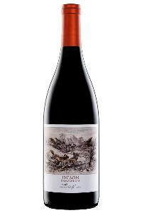 Painted Wolf Black Pack Lycaon Swartland Grenache
